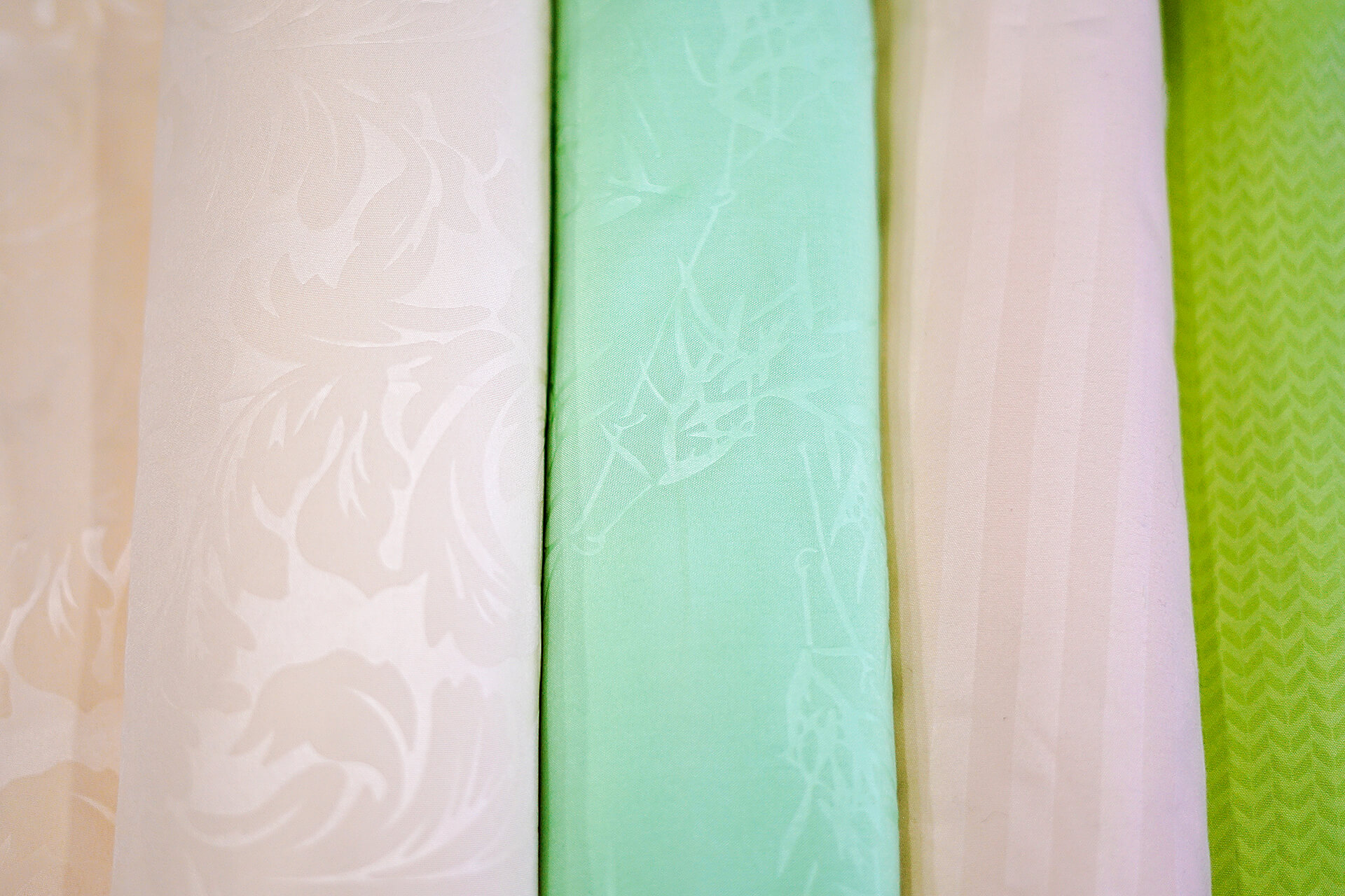 Embossed Fabrics