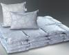 silver metallic bedding fabric
